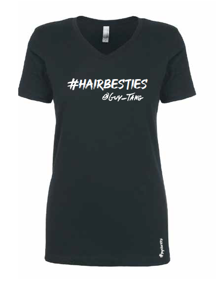 Limited Edition Women's Hairbesties Tees