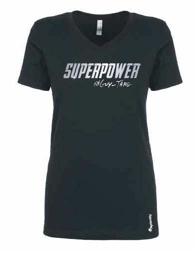 Copy of Limited Edition Women's SuperPower Tees