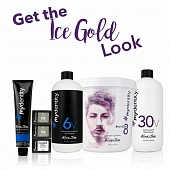 Ice Gold Look