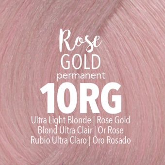 Mydentity Rose Gold Permanent