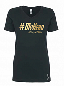 Limited Edition Women's #MyHero Tees